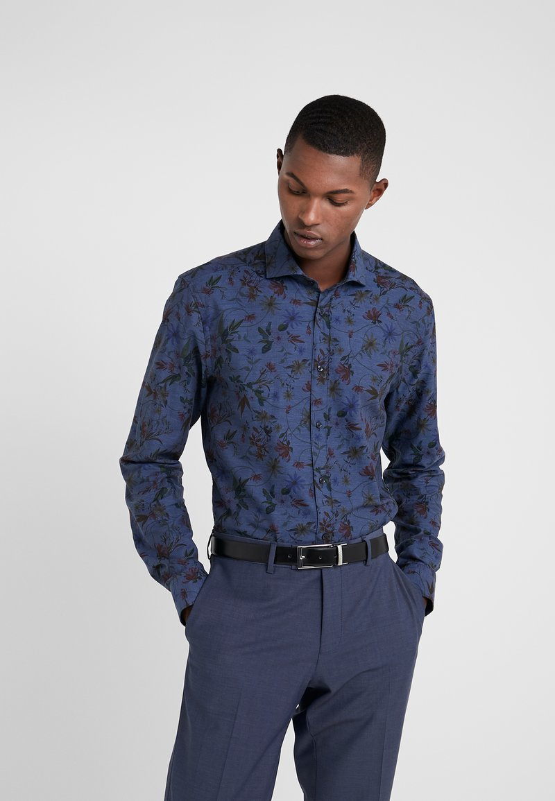 CC COLLECTION CORNELIANI - LONG SLEEVED SHIRT - Businesshemd - dark blue