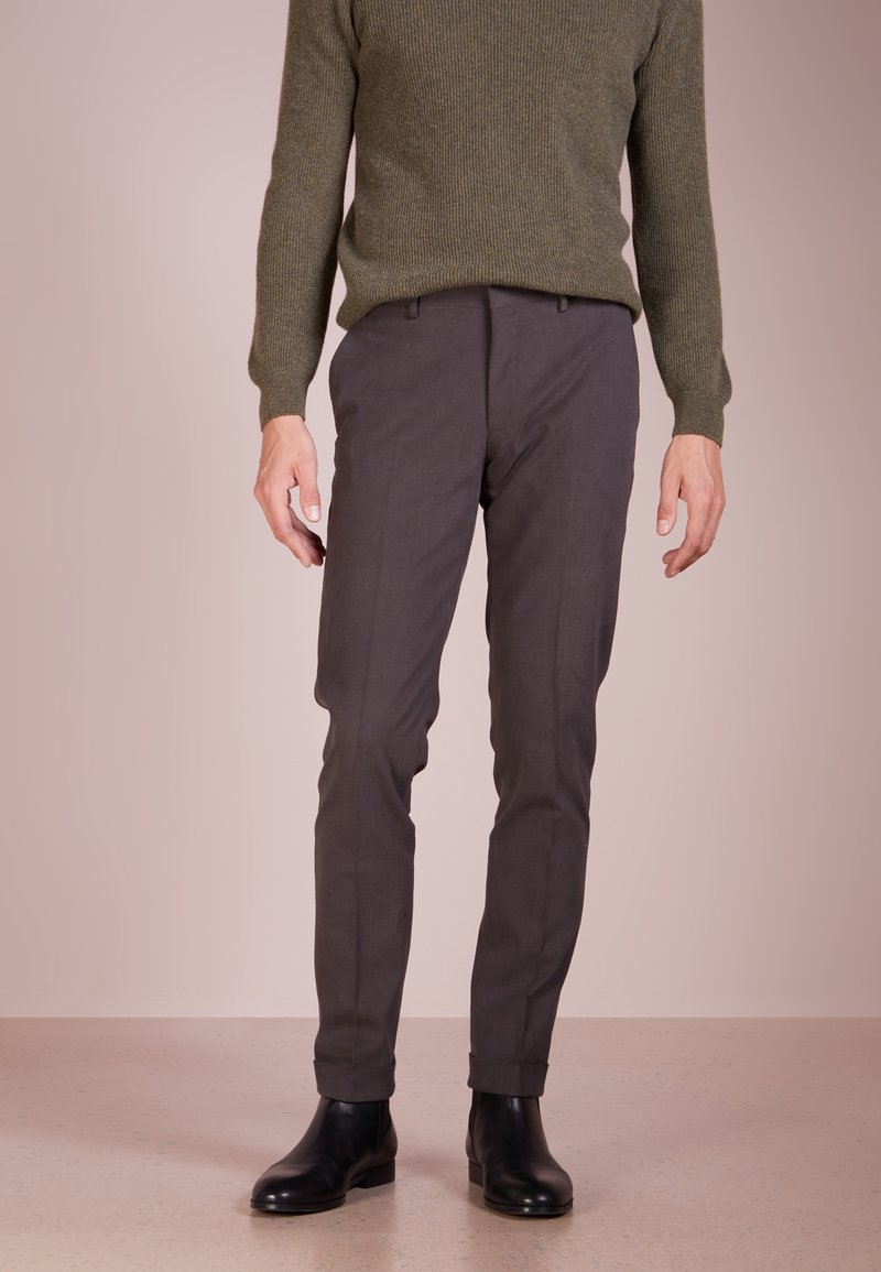 CC COLLECTION CORNELIANI - Trousers - grey