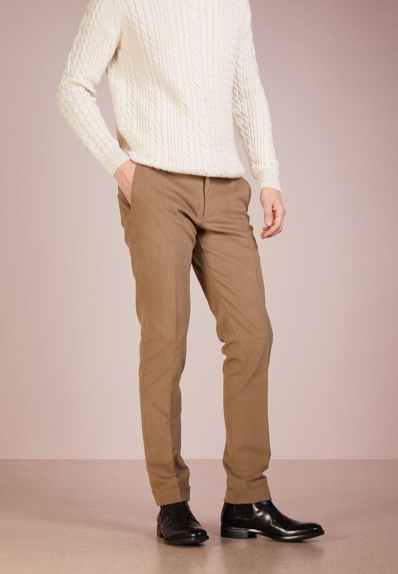CC COLLECTION CORNELIANI - Bukser - beige
