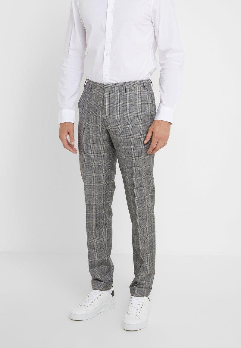 CC COLLECTION CORNELIANI - Trousers - light grey