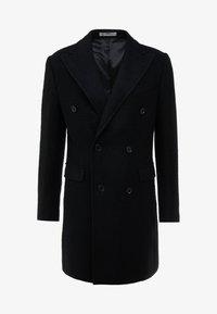 CC COLLECTION CORNELIANI - Classic coat - black - 3