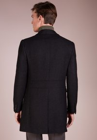 CC COLLECTION CORNELIANI - Classic coat - black - 2