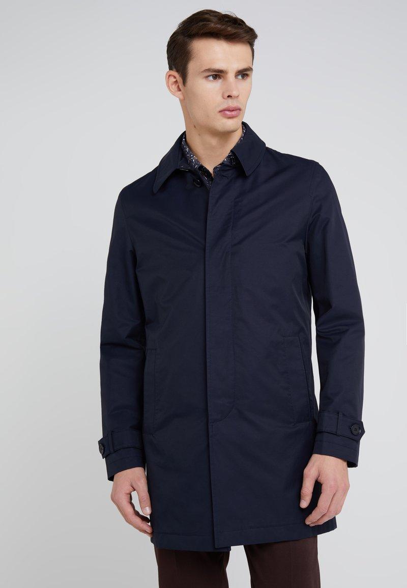 CC COLLECTION CORNELIANI - Short coat - dark blue