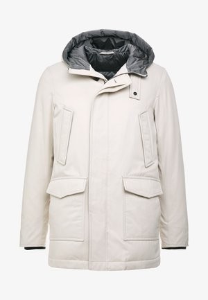 CARCOAT - Down coat - beige