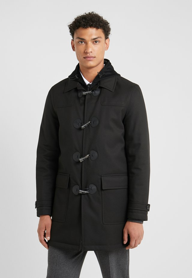 CARCOAT - Kurzmantel - black