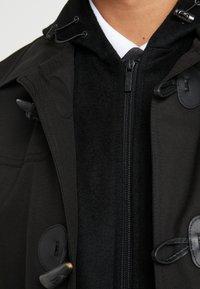 CC COLLECTION CORNELIANI - CARCOAT - Abrigo corto - black - 5