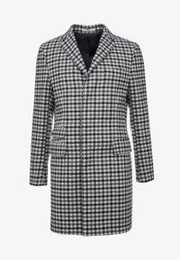 CC COLLECTION CORNELIANI - Classic coat - grey - 4