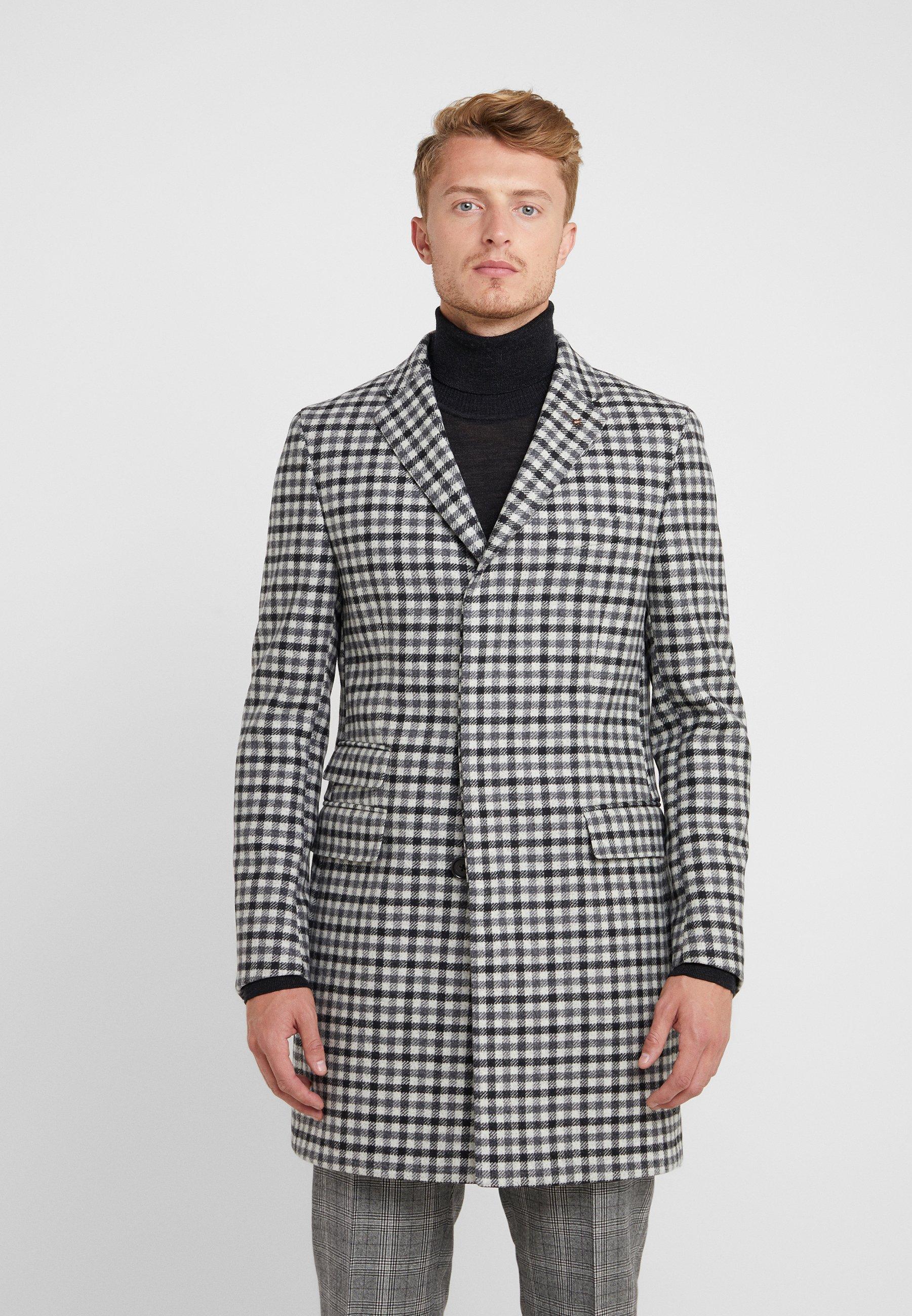 Cappotto Corneliani Cc Classico Grey Collection rxBedCWo