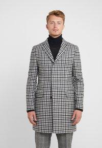 CC COLLECTION CORNELIANI - Classic coat - grey - 0