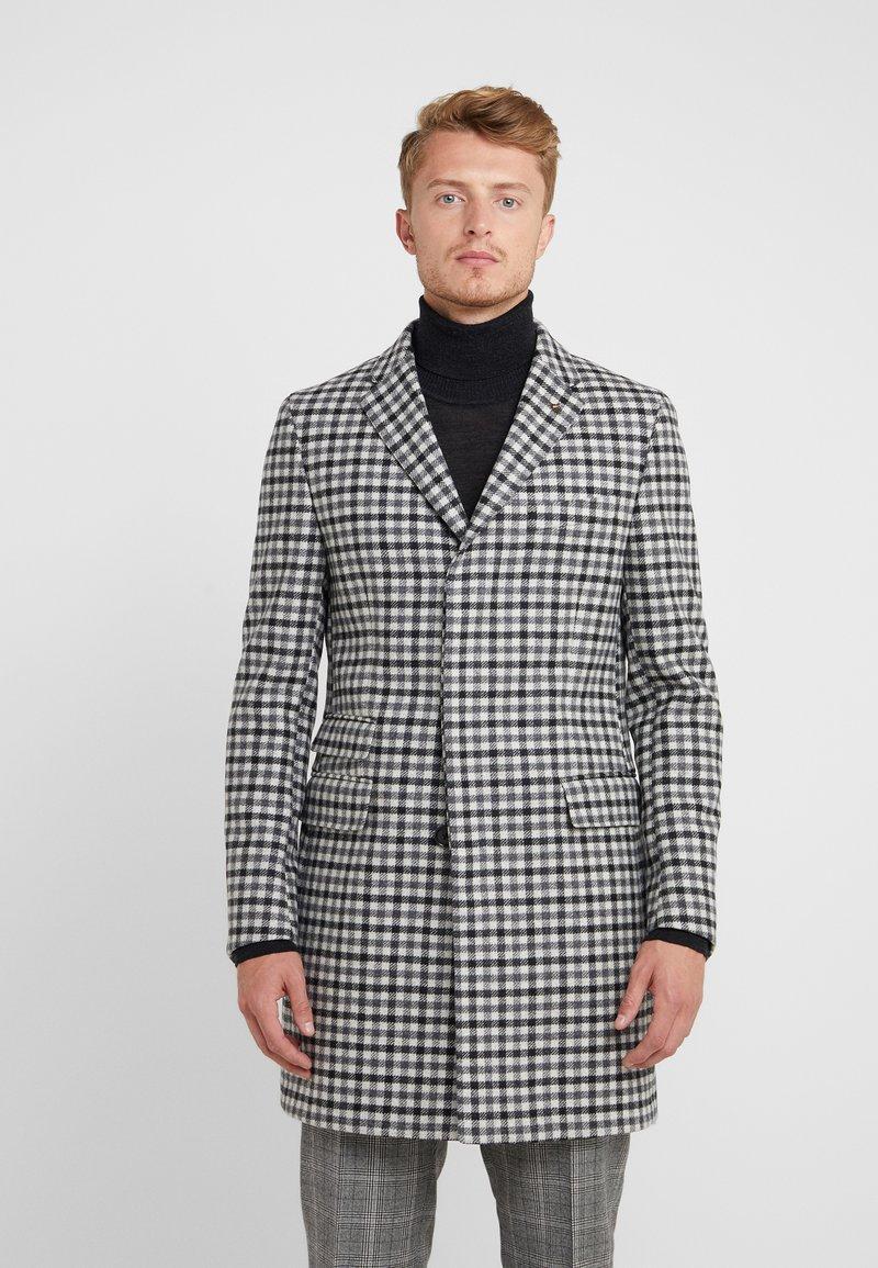 CC COLLECTION CORNELIANI - Classic coat - grey