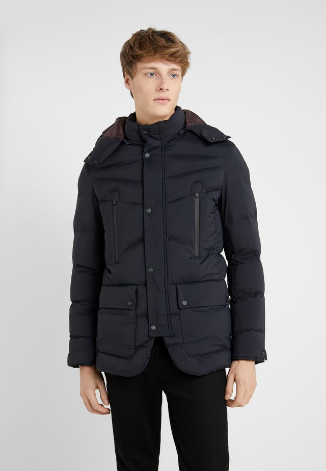 CARCOAT - Winter jacket - blue