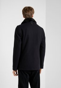 CC COLLECTION CORNELIANI - CARCOAT - Classic coat - dark blue - 2