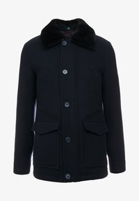 CC COLLECTION CORNELIANI - CARCOAT - Classic coat - dark blue - 5