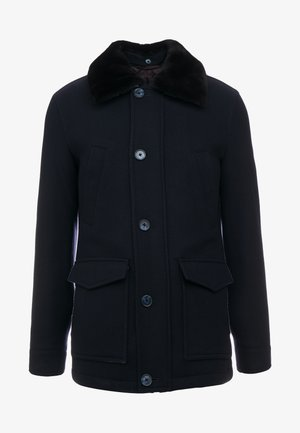CARCOAT - Classic coat - dark blue