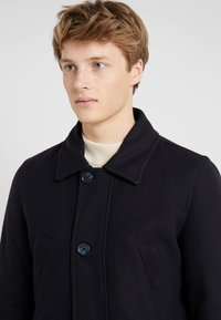 CC COLLECTION CORNELIANI - CARCOAT - Classic coat - dark blue - 3