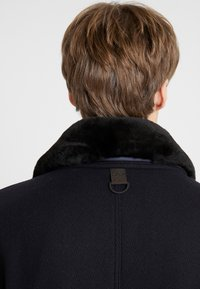 CC COLLECTION CORNELIANI - CARCOAT - Classic coat - dark blue - 4
