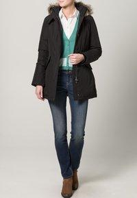 Canadian Classics - FUNDY BAY - Down coat - black - 0