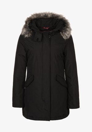FUNDY BAY - Down coat - black