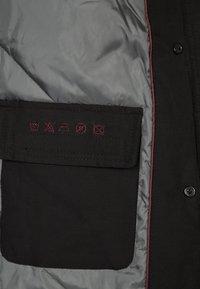 Canadian Classics - FUNDY BAY - Down coat - black - 6