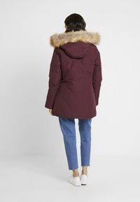Canadian Classics - FUNDY BAY - Down coat - port - 2