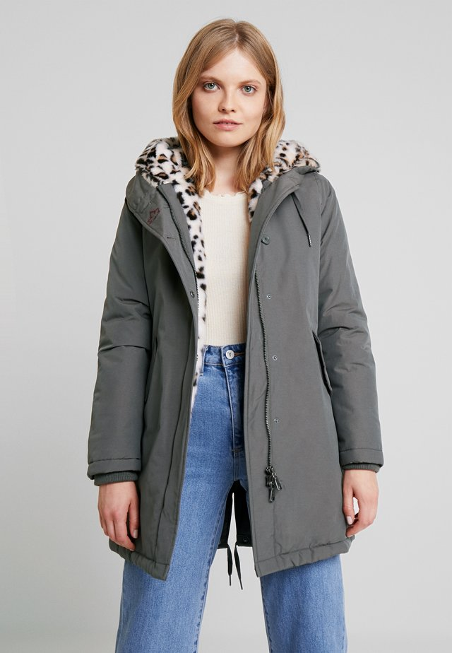 LANIGAN NEW - Winter coat - fango