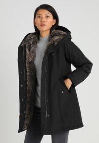 Canadian Classics - LANIGAN NEW - Winter coat - black - 0