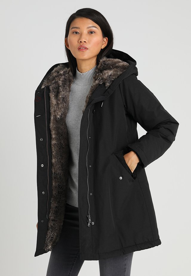 LANIGAN NEW - Winter coat - black