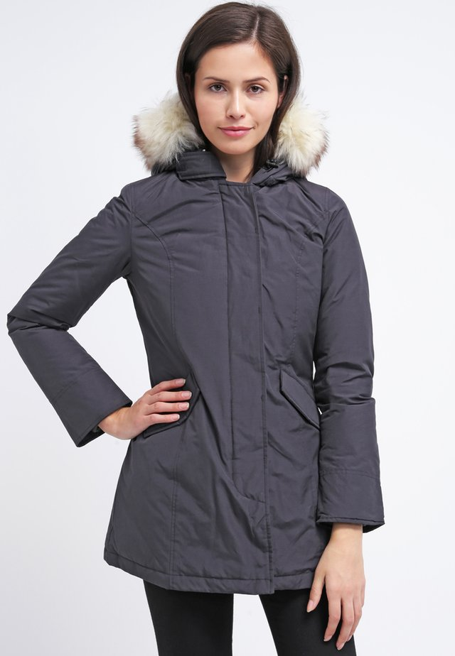FUNDY BAY - Down coat - navy