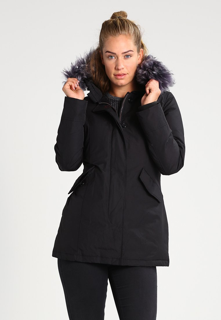 Canadian Classics - FUNDY BAY - Down coat - black