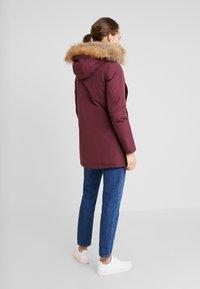 Canadian Classics - LINDSAY - Down coat - port - 2
