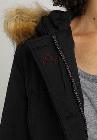 Canadian Classics - LINDSAY - Down coat - black - 6