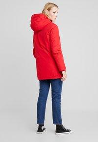 Canadian Classics - LINDSAY - Down coat - bright red - 3