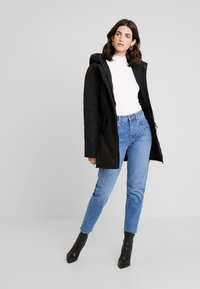 Canadian Classics - FUNDY BAY TECH HOOD - Down coat - black - 1