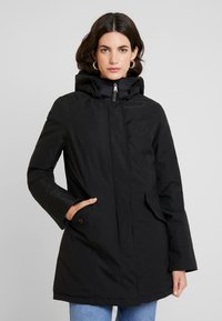 Canadian Classics - FUNDY BAY TECH HOOD - Down coat - black - 0