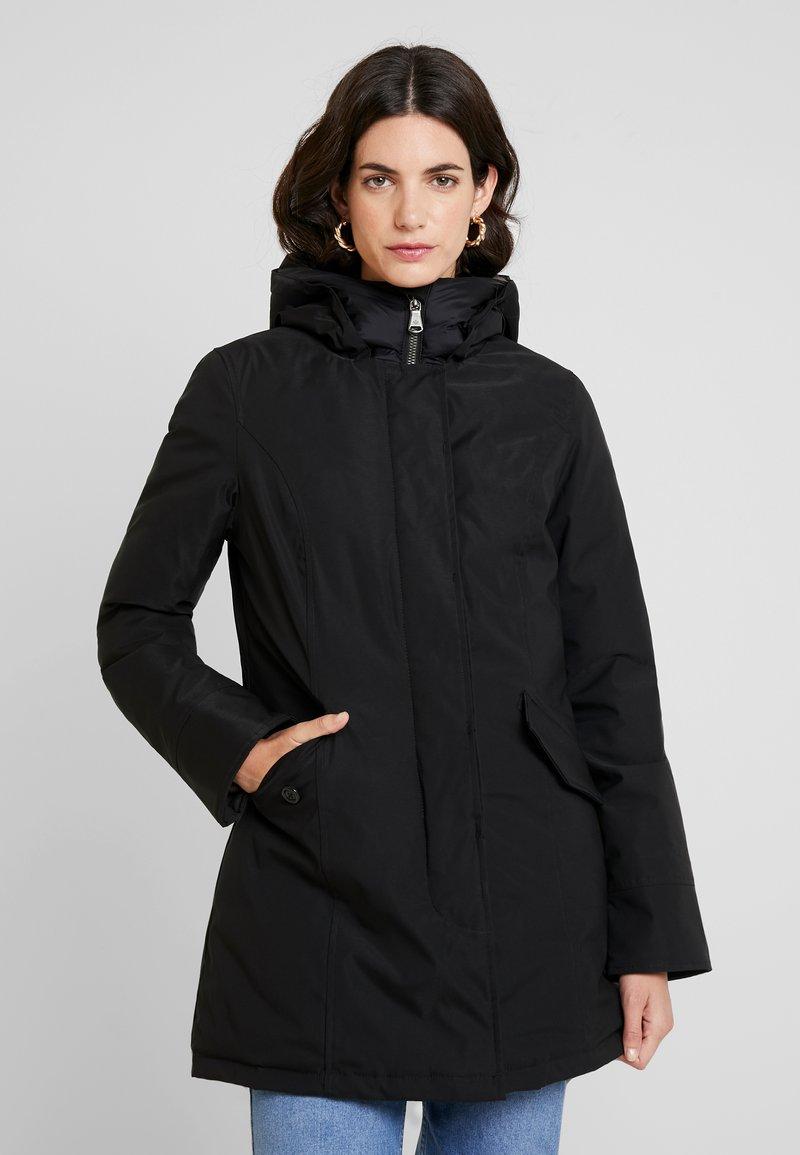 Canadian Classics - FUNDY BAY TECH HOOD - Down coat - black