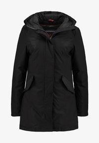 Canadian Classics - FUNDY BAY TECH HOOD - Down coat - black - 4
