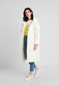 Canadian Classics - ALTONA LONG - Winter coat - offwhite - 1