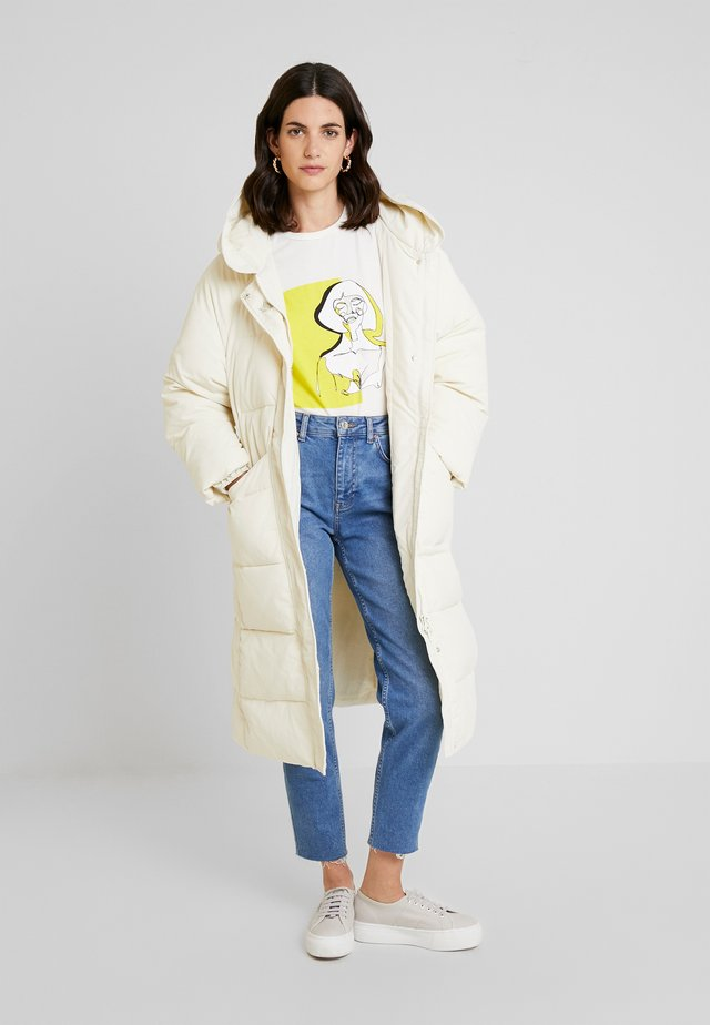 ALTONA LONG - Winter coat - offwhite