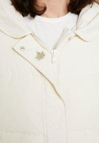 Canadian Classics - ALTONA LONG - Winter coat - offwhite - 5