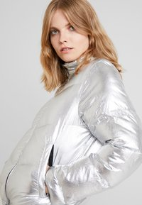 Canadian Classics - MAURICIE  - Winter jacket - silver - 4