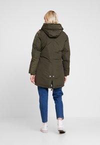 Canadian Classics - LANIGAN - Winter coat - army - 2