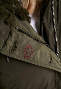 Canadian Classics - LANIGAN - Winter coat - army - 6