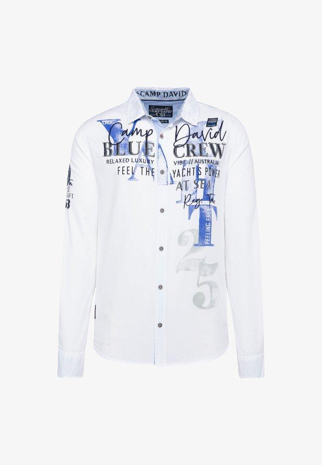 Shirt - opticwhite
