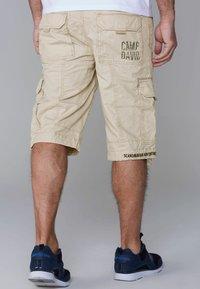 Camp David - Shorts - brown - 2