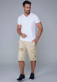 Camp David - Shorts - brown - 1