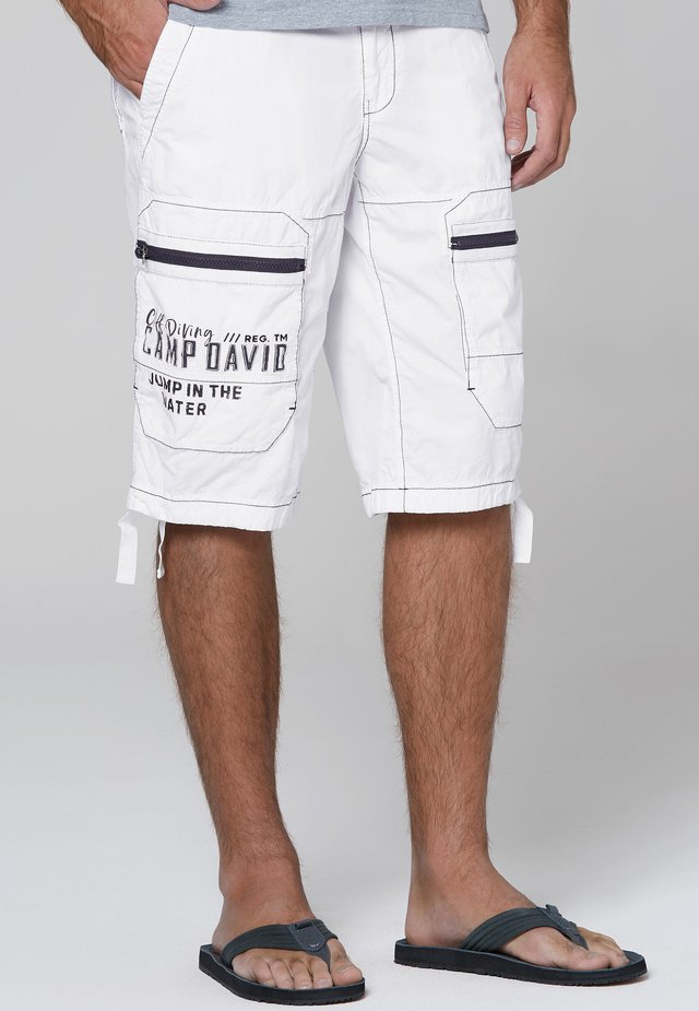 Shorts - new white