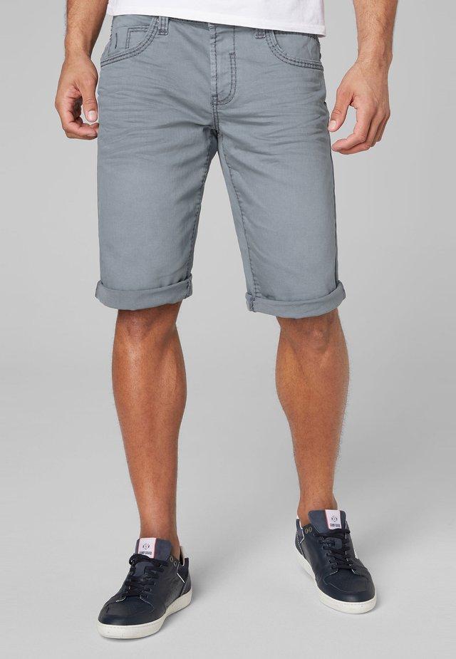 Shorts - cliff grey