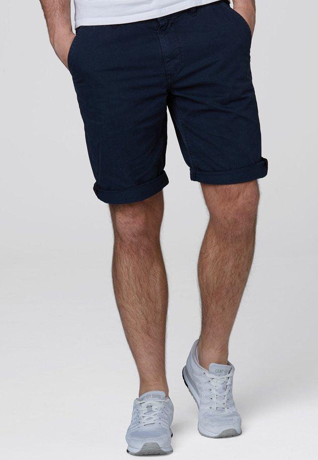 KLASSISCHE - Shorts - absolute blue