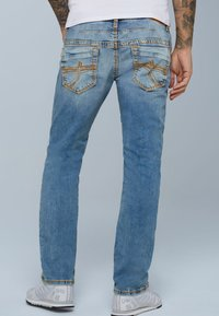 Camp David - RETRO STYLE - Straight leg jeans - light vintage - 2