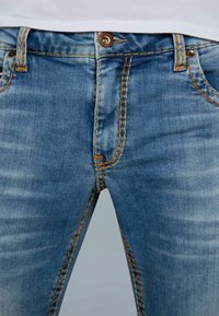 Camp David - RETRO STYLE - Straight leg jeans - light vintage - 3